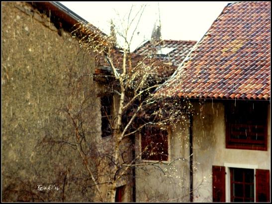 Sun and Rain (C) G.s.k. '14