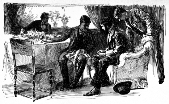 Memoirs of Sherlock Holmes. Wikimedia.