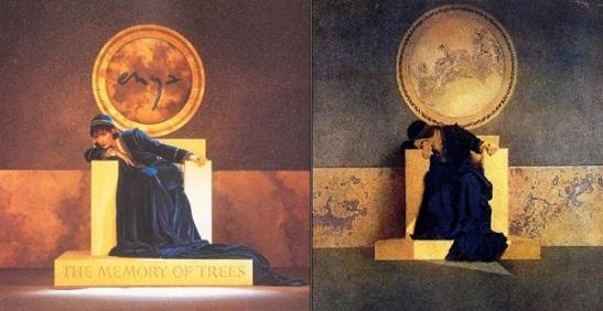 Enya vs Parrish (Wikimedia)