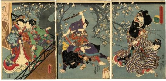 Toyokuni III (Kunisada) 1786-1864