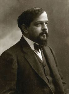 Claude Debussy. Wikimedia.