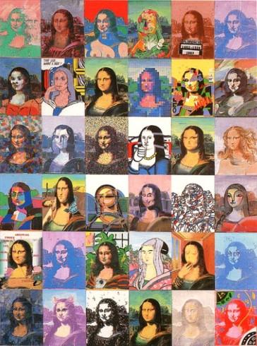 Mona Lisa Paul Giovanopoulos, 1988