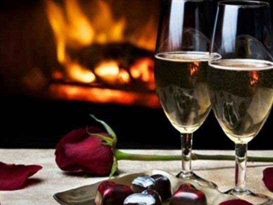 fireplace-wine