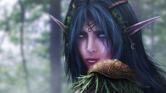 elf-female
