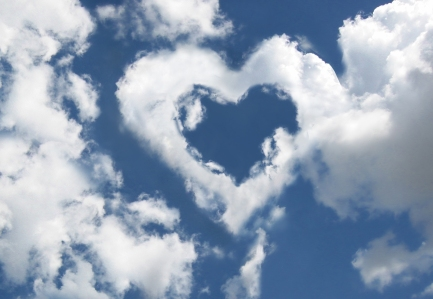 lovingly-clouds-with-heart-shape
