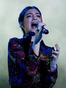Lorde Bonnaroo Music Festival