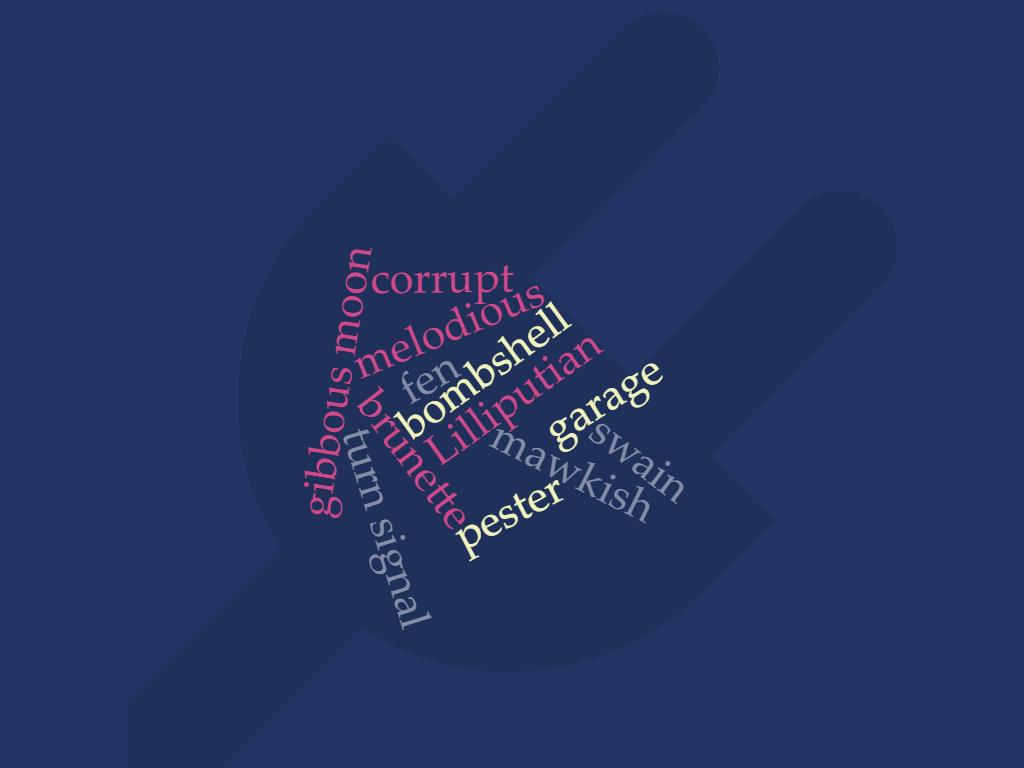 Wordle #174