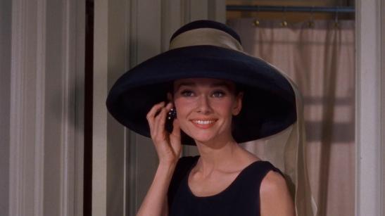 "9b29531dfec3 Music Challenge  32  ""Moon River"" sung by Audrey Hepburn ..."